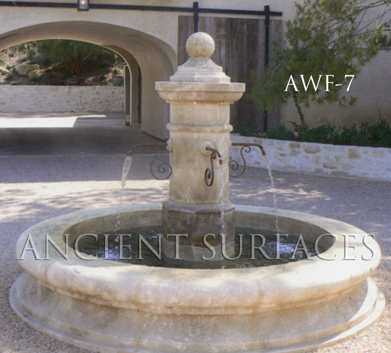 antique stone fountain antique pool fountain with ballustrade antique front yard