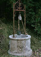 Antique Stone Wells