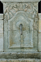 Antique Wall Fountains