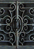 Antique Metal Gates