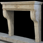 New Hand Carved Fireplace Mantles