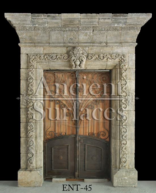 Antique Stone Entryways By Ancient Surfaces