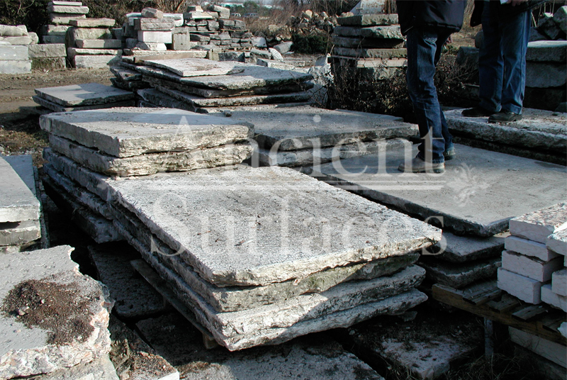 Ancient Foundation Stone Slabs That We Mill At 2 75 Quot In
