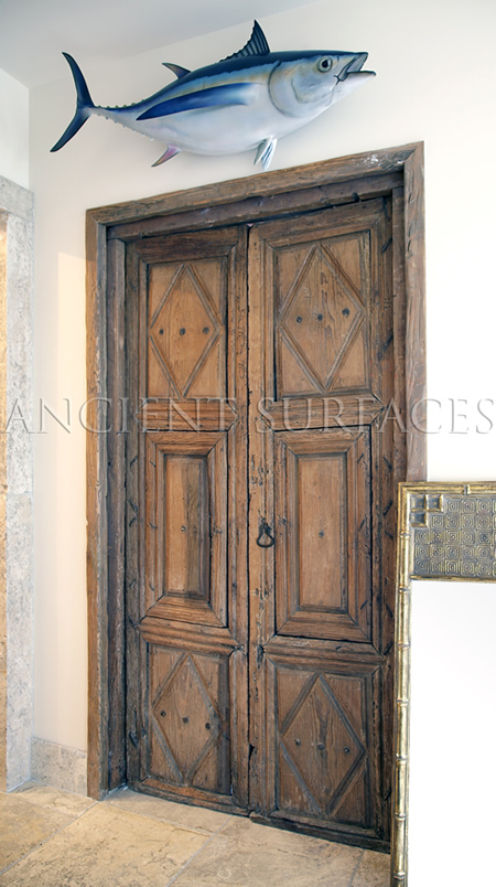 Our Very Old Architectural Doors
