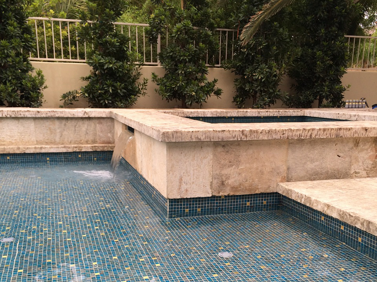 Antique stone pool coping by ancient surfaces page 2 Swimming pool coping stones manufacturers