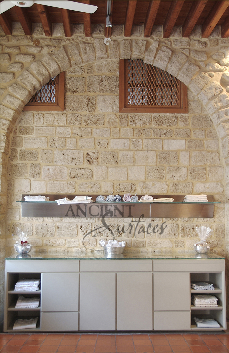 Our Antique Rough Wall Stone Cladding By Ancient Surfaces