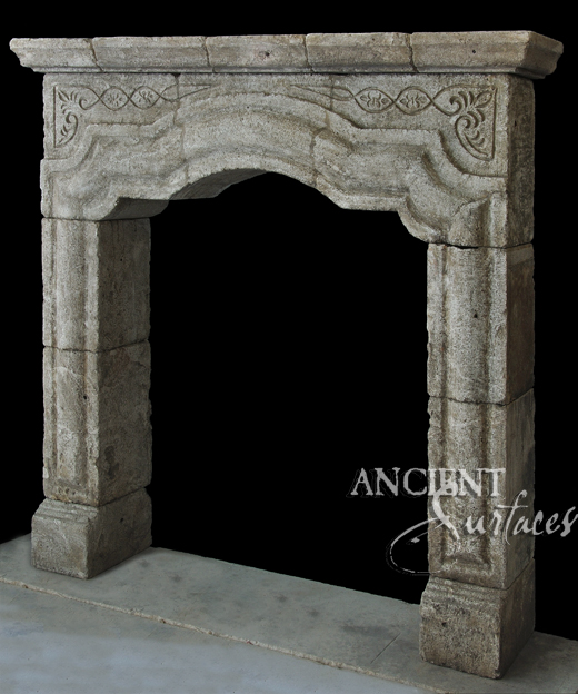 Page Our Unique Collection Antique Stone Fireplace