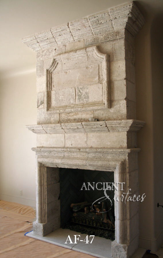 Our One Of A Kind Stone Collection Of Antique Reclaimed