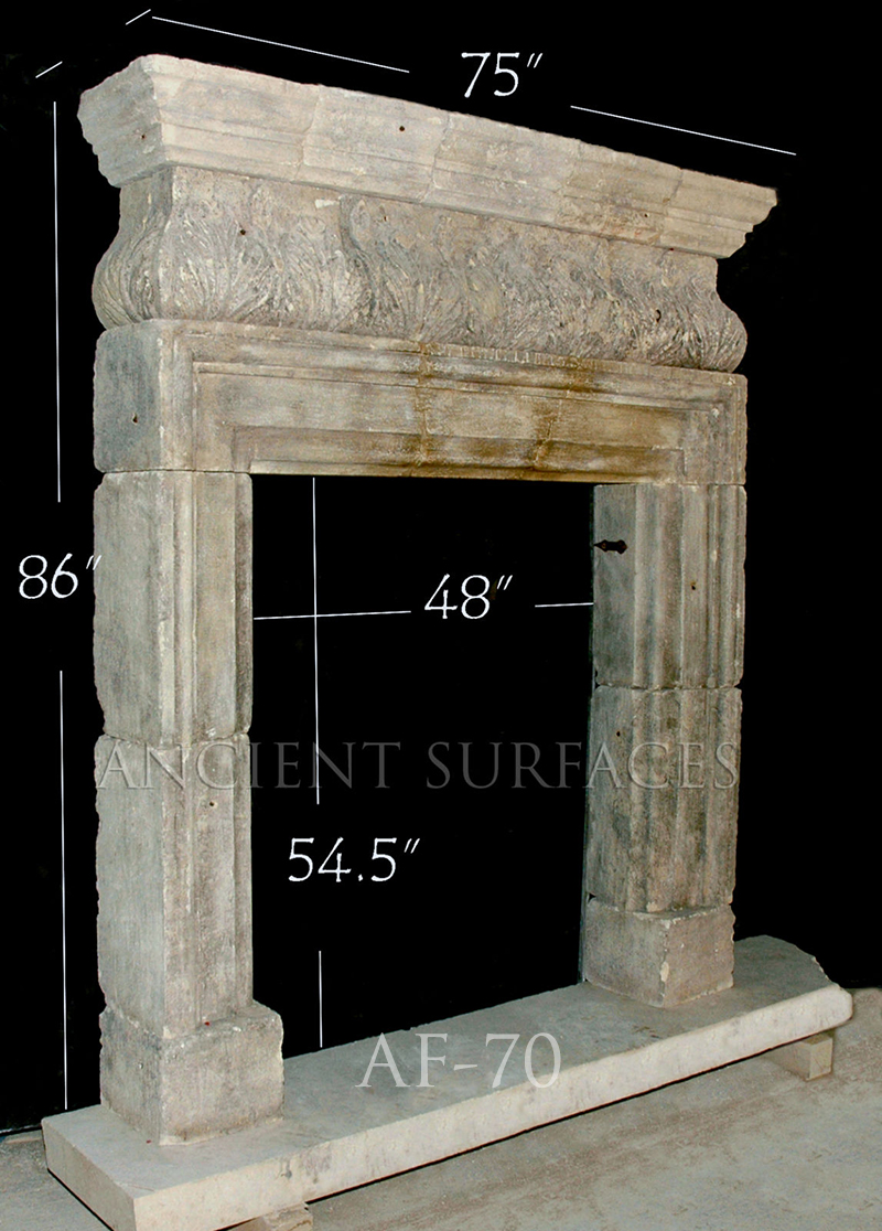 Page 3 of our Unique Collection of Antique Stone Fireplace Mantles ...