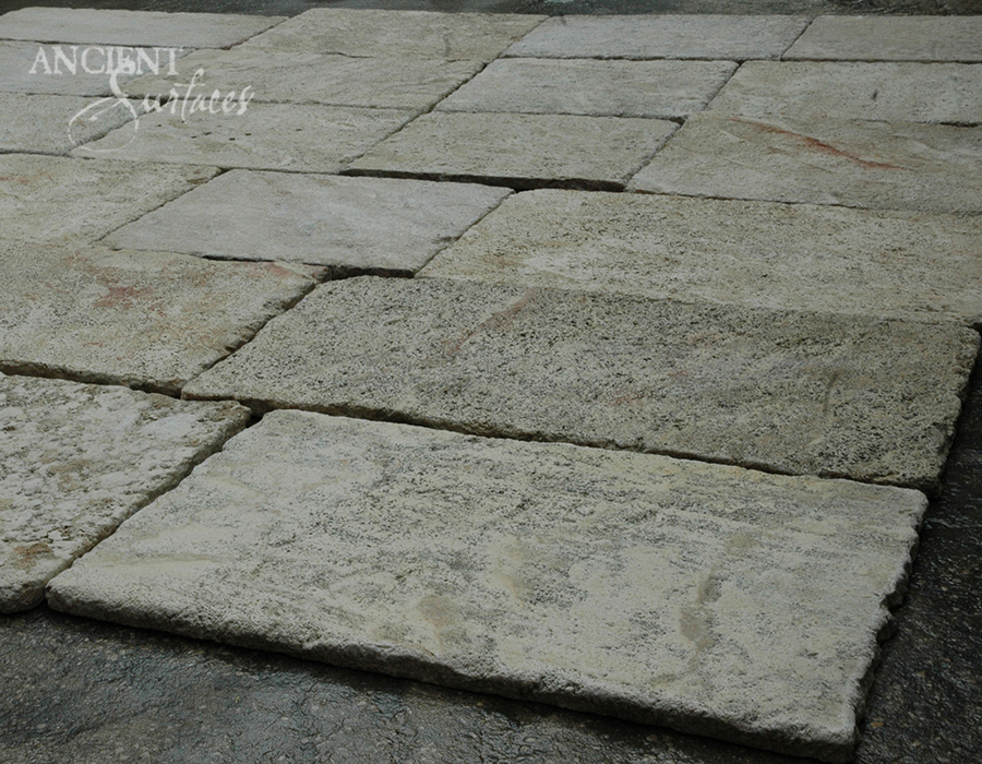 Our Reclaimed Antique Kronos Stone Flooring Pavers
