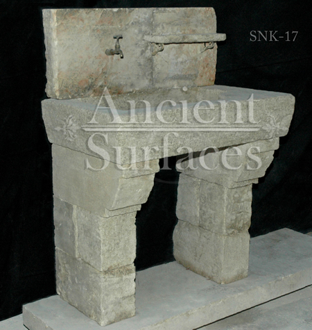 Reclaimed Stone Sink : antique stone sink as seen on our website on Pinterest Basin sink ...