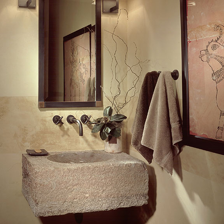 Some of the most intriguing antique limestone and marble sinks in ...